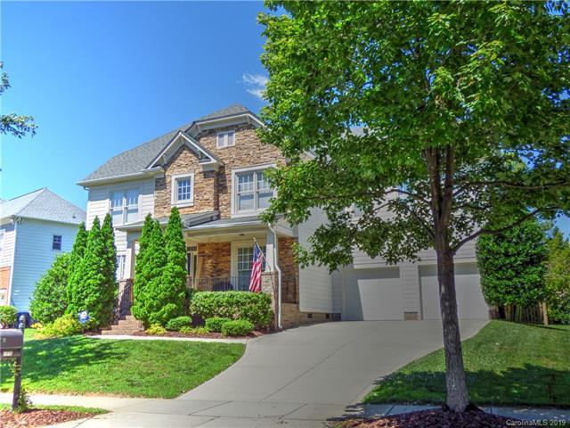 10107 Edgecliff Road, Huntersville, NC 28078 (#3495950) :: Washburn Real Estate