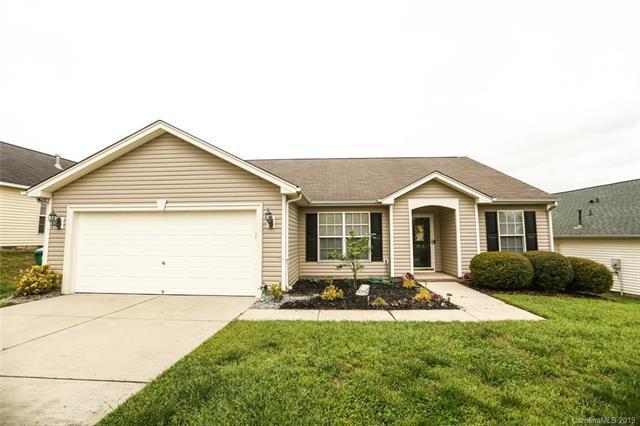 1516 Moss Creek Drive, Harrisburg, NC 28075 (#3496077) :: Rinehart Realty
