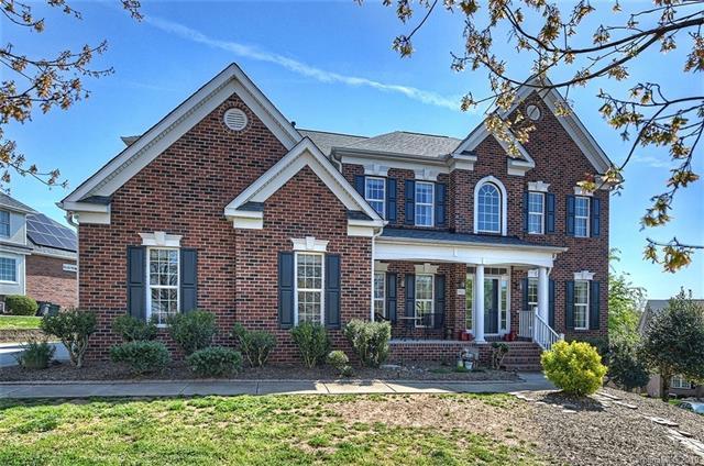 9902 Hillspring Drive, Huntersville, NC 28078 (#3496080) :: LePage Johnson Realty Group, LLC