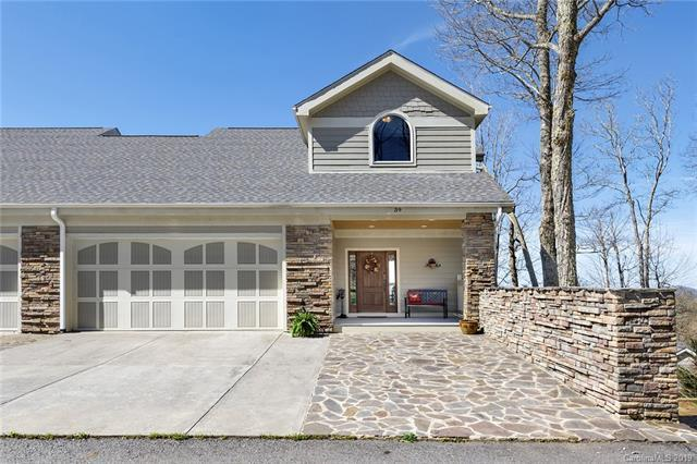 39 Mountainside Lane #9, Mars Hill, NC 28754 (#3496086) :: Bluaxis Realty