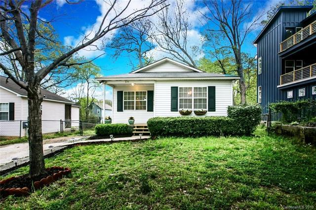 845 Belmont Avenue #12, Charlotte, NC 28205 (#3496095) :: Washburn Real Estate