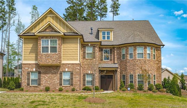 13410 Crystal Springs Drive, Huntersville, NC 28078 (#3496104) :: High Performance Real Estate Advisors