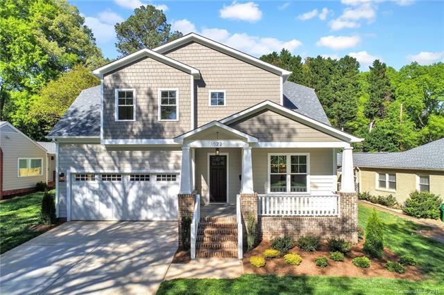 1022 Sedgefield Road, Charlotte, NC 28209 (#3496119) :: Washburn Real Estate