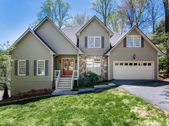 209 Coachmans Court, Asheville, NC 28803 (#3496157) :: Rinehart Realty