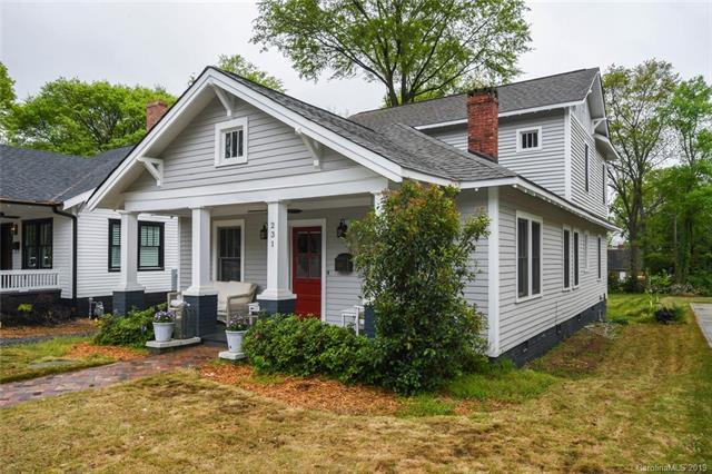 231 Park Avenue, Charlotte, NC 28203 (#3496212) :: High Performance Real Estate Advisors
