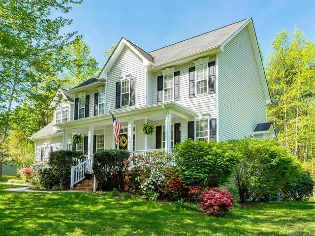 115 Chestnut Lane, Hendersonville, NC 28792 (#3496395) :: Keller Williams Professionals