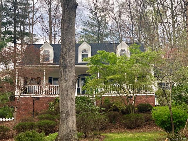 20 Bent Oak Lane, Asheville, NC 28803 (#3496467) :: TeamHeidi®