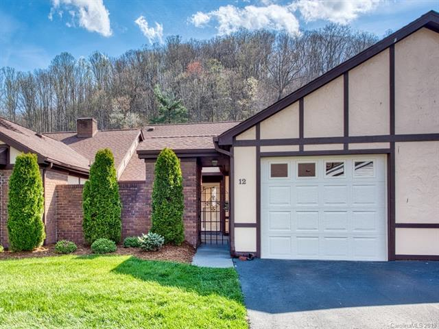 12 Bradford Circle #12, Waynesville, NC 28786 (#3496497) :: Caulder Realty and Land Co.