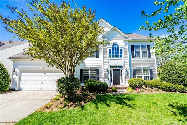 4304 Mccamey Drive, Matthews, NC 28104 (#3496509) :: LePage Johnson Realty Group, LLC