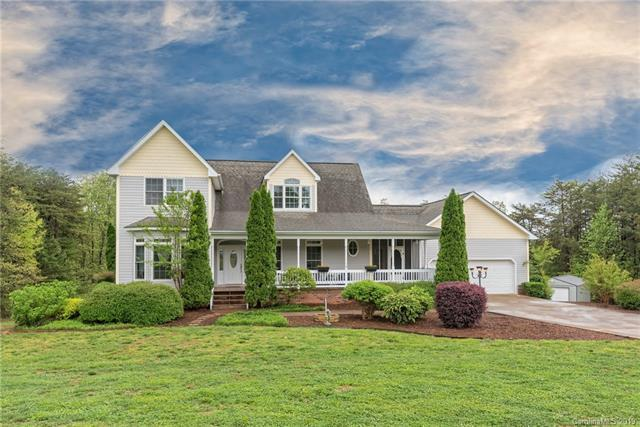 231 Stone Way Lane, Rutherfordton, NC 28139 (#3496533) :: Team Honeycutt