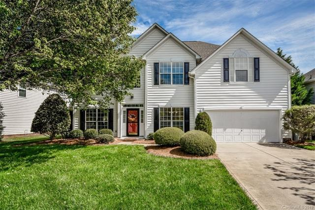 13521 Northbourne Road, Huntersville, NC 28078 (#3496544) :: Odell Realty