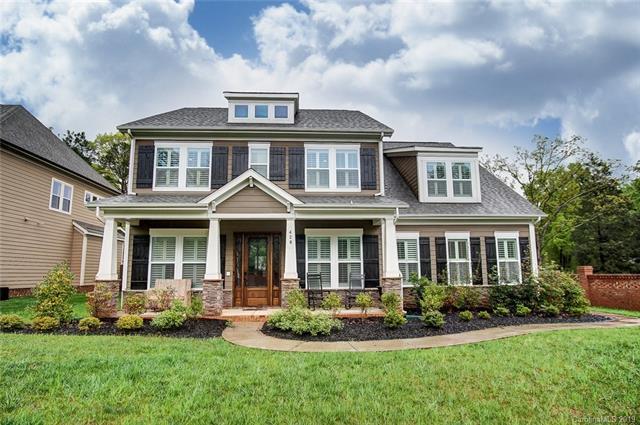 428 N Sharon Amity Road #3, Charlotte, NC 28211 (#3496561) :: Washburn Real Estate