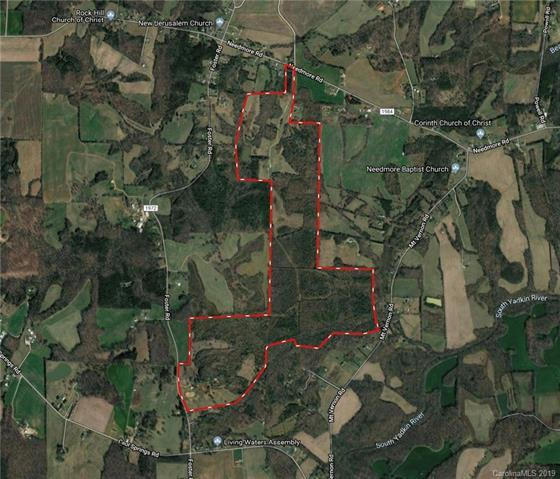 3175 - 303Ac Needmore Road, Woodleaf, NC 27054 (#3496629) :: Mossy Oak Properties Land and Luxury