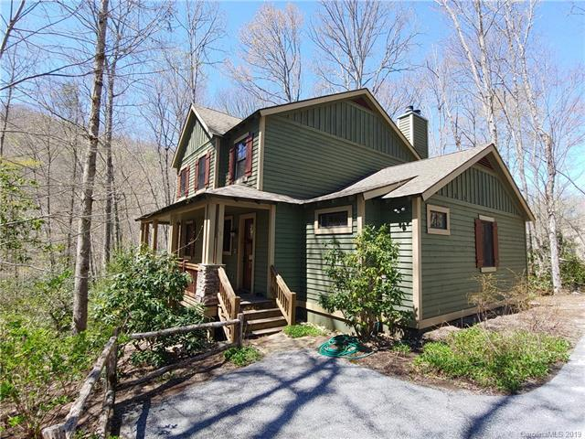 174 Allspice Court, Tuckasegee, NC 28783 (#3496691) :: High Performance Real Estate Advisors