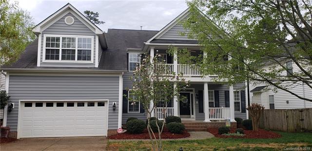 9805 Aragorn Lane, Charlotte, NC 28269 (#3496731) :: Washburn Real Estate