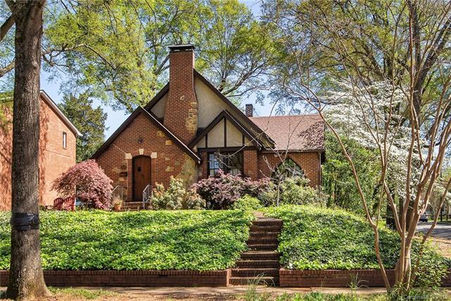 2229 E 5th Street, Charlotte, NC 28204 (#3496779) :: Keller Williams South Park