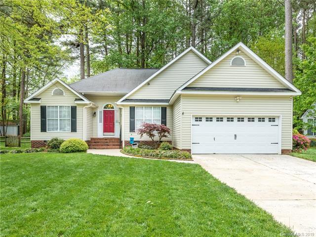 11916 Henderson Hill Road, Huntersville, NC 28078 (#3496793) :: MECA Realty, LLC