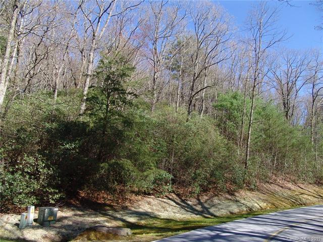 Lot 100 Hawk Mountain Road Hm-100, Lake Toxaway, NC 28747 (#3496794) :: Exit Mountain Realty