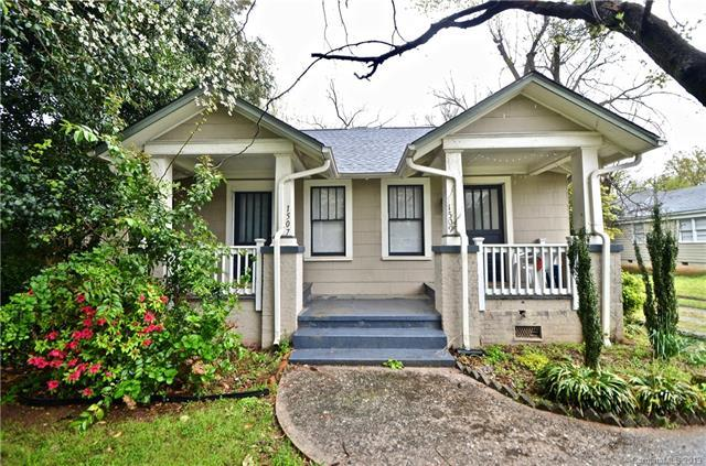 1507 Matheson Avenue, Charlotte, NC 28205 (#3496836) :: High Performance Real Estate Advisors