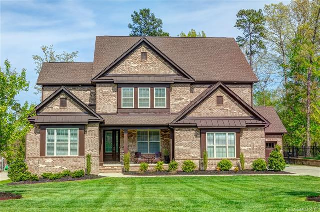 7601 Yellowhorn Trail, Waxhaw, NC 28173 (#3496845) :: MECA Realty, LLC