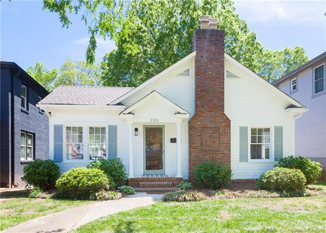 2124 Lombardy Circle, Charlotte, NC 28203 (#3496921) :: LePage Johnson Realty Group, LLC
