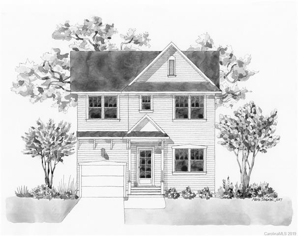 5214 Kelly Street Lot 4, Charlotte, NC 28205 (#3497049) :: LePage Johnson Realty Group, LLC