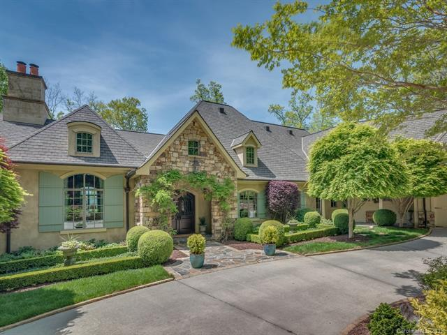 501 High Cliffs Road, Hendersonville, NC 28739 (#3497100) :: Bluaxis Realty