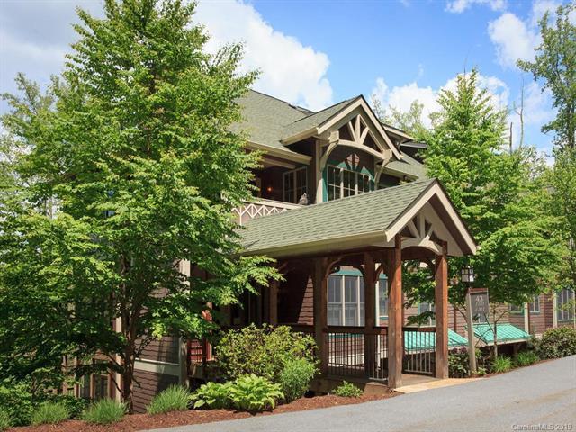 43 Creekside Way J-301, Burnsville, NC 28714 (#3497105) :: High Performance Real Estate Advisors
