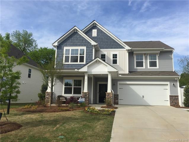 106 Eden Avenue #2, Mooresville, NC 28115 (#3497197) :: Team Honeycutt