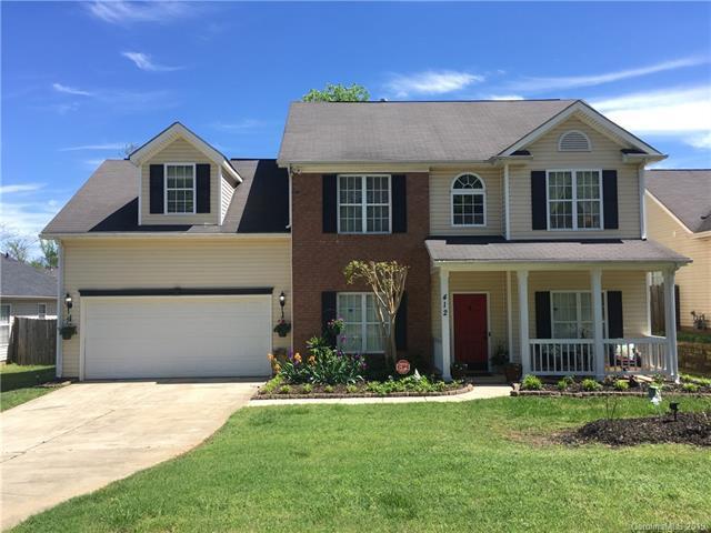 412 Mcginn Grove Drive, Charlotte, NC 28216 (#3497234) :: IDEAL Realty