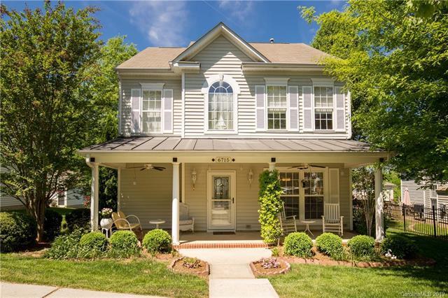 6715 Tanners Creek Drive, Huntersville, NC 28078 (#3497248) :: MartinGroup Properties