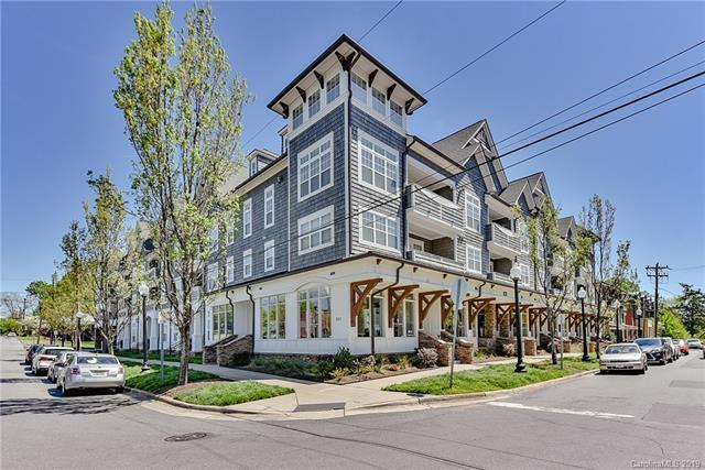 301 E Tremont Avenue #308, Charlotte, NC 28203 (#3497283) :: LePage Johnson Realty Group, LLC