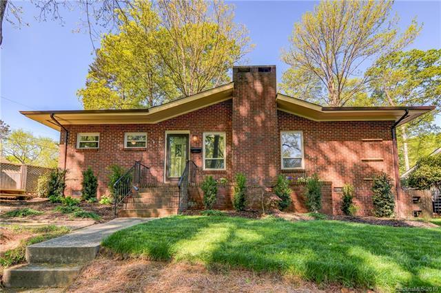 2430 Cumberland Avenue #2430, Charlotte, NC 28203 (#3497296) :: Scarlett Real Estate