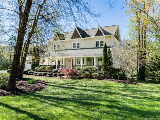 76 Duncan Estate Drive, Fletcher, NC 28732 (#3497302) :: Exit Mountain Realty
