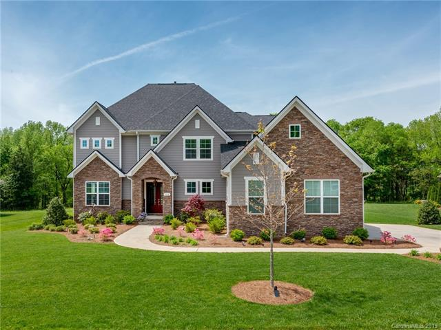 124 Highclere Drive, Weddington, NC 28173 (#3497328) :: The Andy Bovender Team