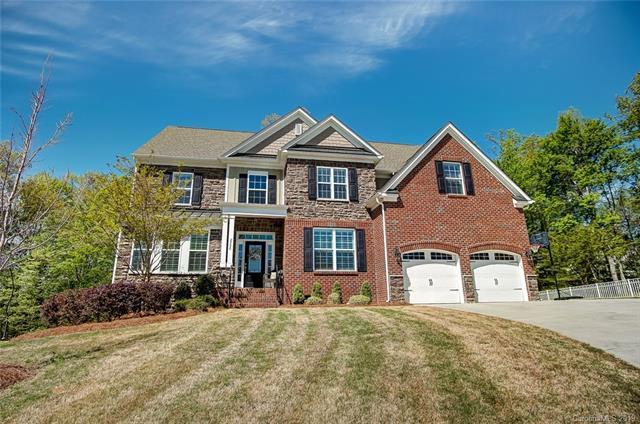 2220 Deer Meadows Drive, Waxhaw, NC 28173 (#3497330) :: High Performance Real Estate Advisors