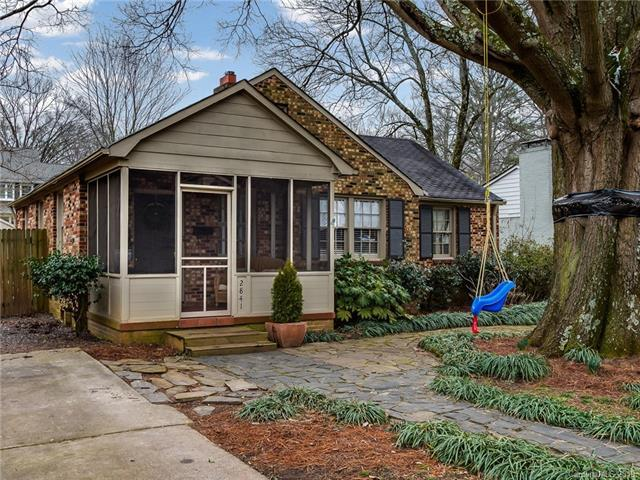 2841 Manor Road, Charlotte, NC 28209 (#3497387) :: Zanthia Hastings Team