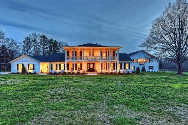 6418 Stephens Road, Huntersville, NC 28078 (#3497410) :: SearchCharlotte.com