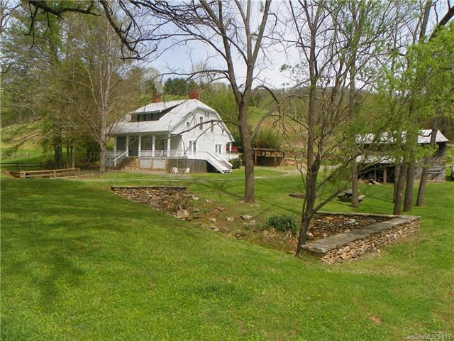 177 Holcombe Branch Road, Weaverville, NC 28787 (#3497415) :: Washburn Real Estate