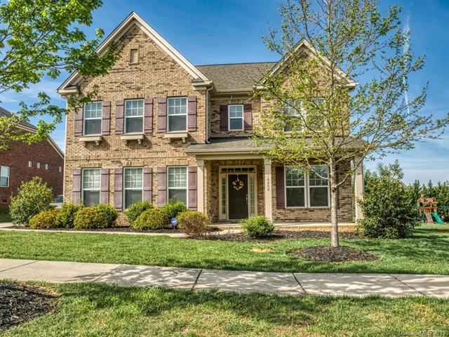 16202 Grassy Creek Drive, Huntersville, NC 28078 (#3497417) :: Odell Realty