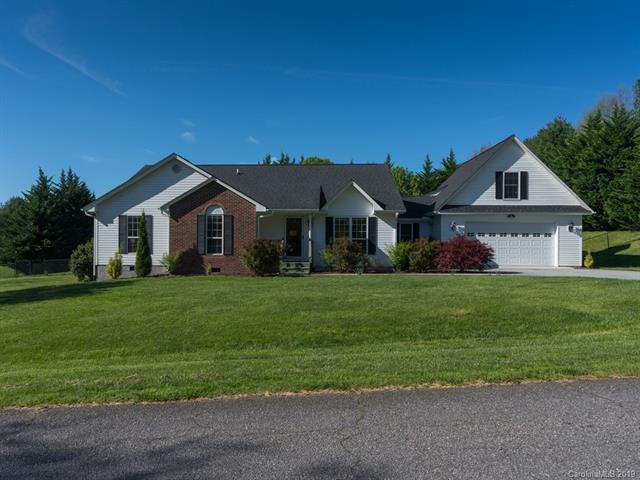 14 Cane Creek Circle, Fairview, NC 28730 (#3497421) :: Keller Williams Biltmore Village