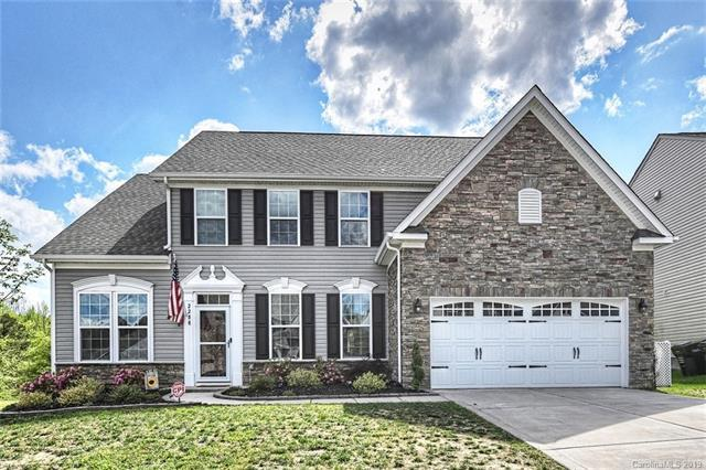 2288 Drake Mill Lane SW, Concord, NC 28025 (#3497422) :: The Ramsey Group