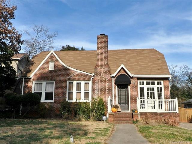 2313 Kenmore Avenue, Charlotte, NC 28204 (#3497431) :: High Performance Real Estate Advisors
