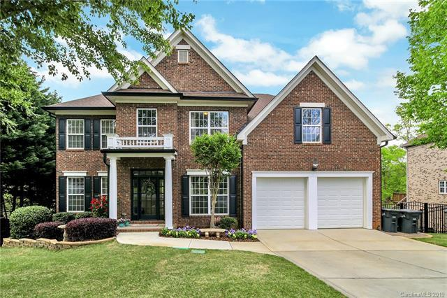 313 Golfview Crest Drive, Tega Cay, SC 29708 (#3497461) :: Miller Realty Group