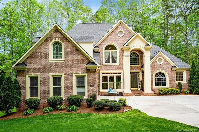15620 Knox Hill Road, Huntersville, NC 28078 (#3497467) :: High Performance Real Estate Advisors