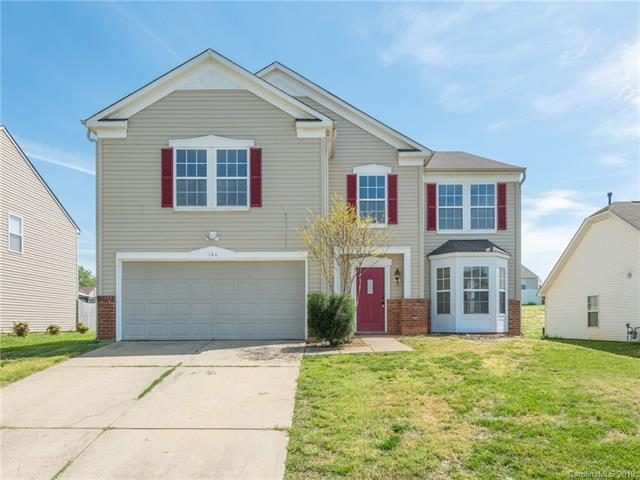 144 Farm Springs Drive, Mount Holly, NC 28120 (#3497507) :: Roby Realty