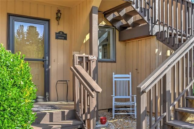 104 Pebble Creek Drive #4, Asheville, NC 28803 (#3497522) :: Exit Mountain Realty