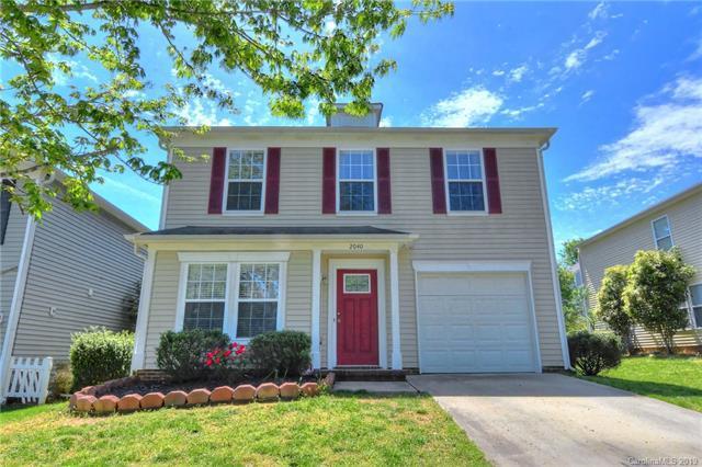 2040 Dunsmore Lane, Waxhaw, NC 28173 (#3497549) :: LePage Johnson Realty Group, LLC