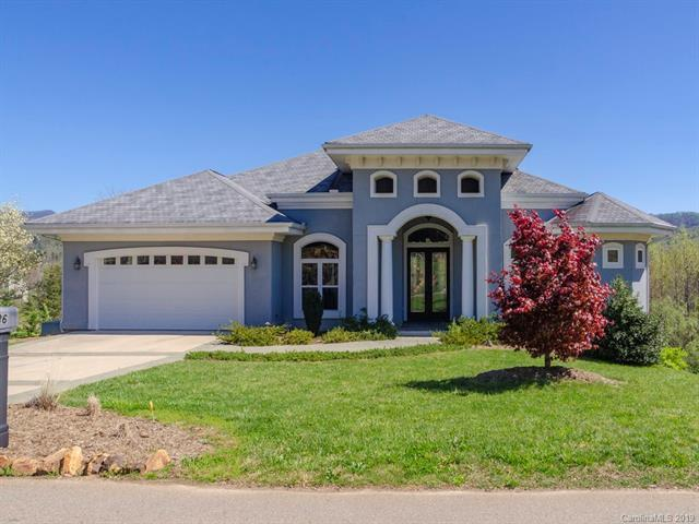 36 Governor Thomson Terrace, Weaverville, NC 28787 (#3497558) :: Keller Williams Professionals