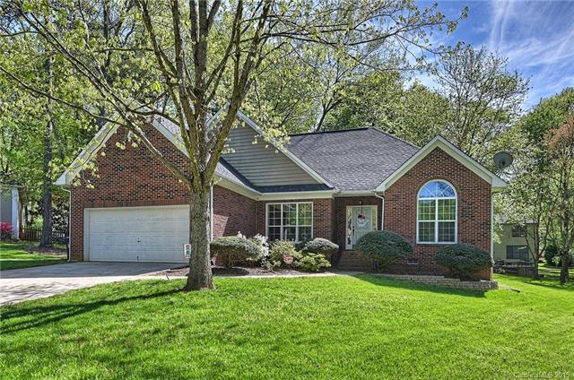 12501 Cedarford Court, Huntersville, NC 28078 (#3497563) :: MECA Realty, LLC